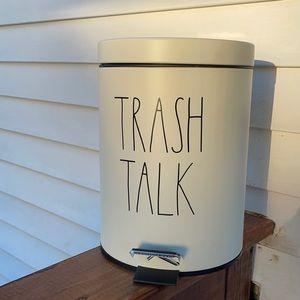 Rae Dunn TRASH TALK